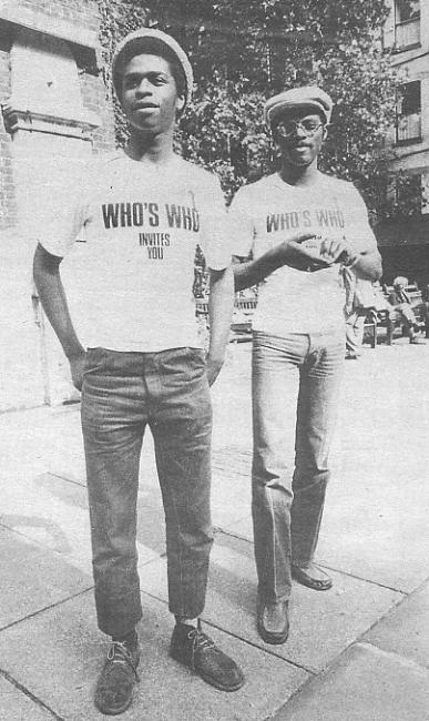 David Hinds & Michael Riley [photo Sounds]