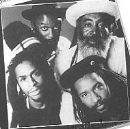 Steel Pulse - in Reggae Report.