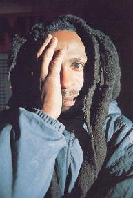 David Hinds, pictured by Dennis Morris for the book Reggae: the Story of Jamaican Music.