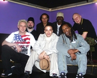 The Beat including Ranking Roger.