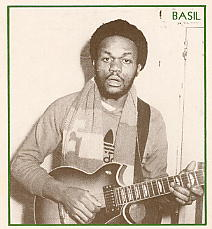 Basil Gabbidon at the time of Pulse's 2nd album, Tribute To The Martyrs.#