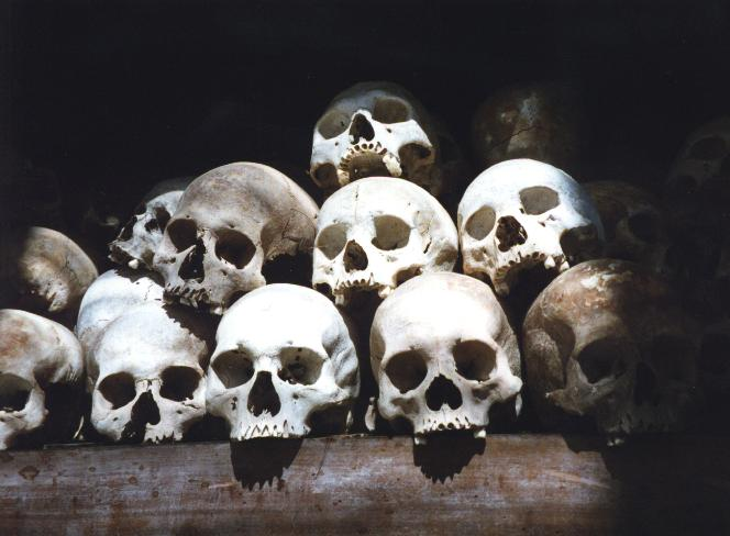 Stacked Skulls And Bones Picture Pictures