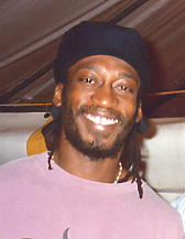 Conrad Kelly - Steel Pulse drummer
