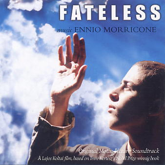 The cover of the Fateless CD.