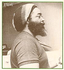 Steve Grizzly Nisbett at the time of Tribute to the Martyrs album.