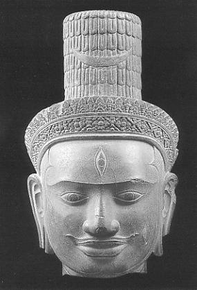 Shiva from Phnom Bok, Guimet Museum, Paris.