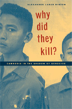 Why Did They Kill by Alexander Laban Hinton
