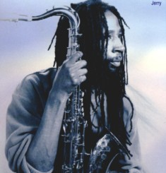 Jerry Johson - serious sax