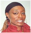 Leonie Moore, vocalist with Gabbidon, Sept 2006.