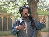 Percy Dread in 2004.
