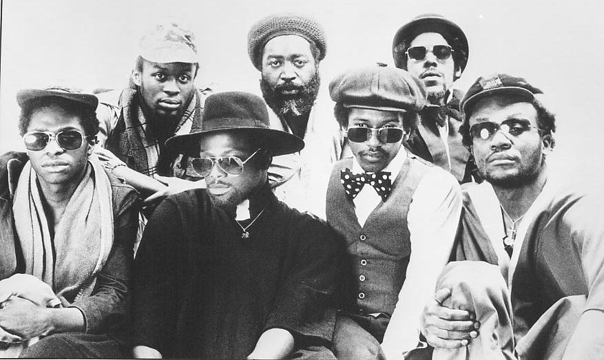 Steel Pulse inna mean mood in 1978.