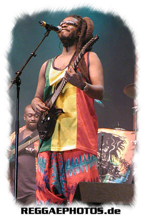 David Hinds - August 2002. © REGGAEPHOTOS.de