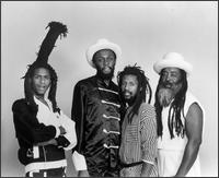 Steel Pulse at the time of Babylon The Bandit (1985)