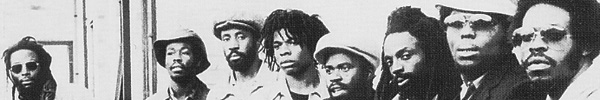 Black Roots line up in 1981.